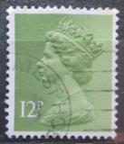 Poštovní známka Velká Británie 1980 Královna Alžběta II. Mi# 821