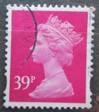Poštovní známka Velká Británie 1996 Královna Alžběta II. Mi# 1634 CS