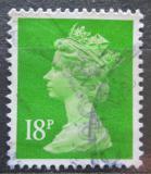 Poštovní známka Velká Británie 1991 Královna Alžběta II. Mi# 1356 C