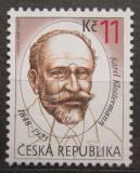 Poštovní známka Česká republika 2008 Karel Klostermann, spisovatel Mi# 540
