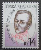Poštovní známka Česká republika 2008 Josef Kajetán Tyl, dramatik Mi# 541