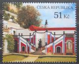Poštovní známka Česká republika 2008 Ledeburská zahrada Mi# 561