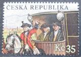 Poštovní známka Česká republika 2008 Spěšná pošta Mi# 573