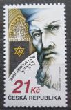 Poštovní známka Česká republika 2009 Rabín Jehuda Löw Mi# 599