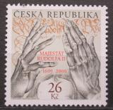 Poštovní známka Česká republika 2009 Majestát Rudolfa II., 400. výročí Mi# 600
