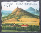 Poštovní známka Česká republika 2009 České středohoří Mi# 602