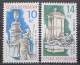 Poštovní známky Česká republika 2009 Historická kamna Mi# 610-11