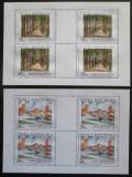 Poštovní známky Česká republika 2009 Umění Mi# 614-15 Bogen