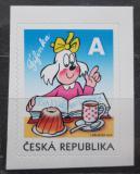 Poštovní známka Česká republika 2010 Čtyřlístek - Fifinka Mi# 629