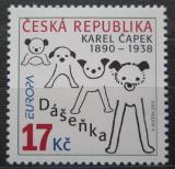 Poštovní známka Česká republika 2010 Evropa CEPT - Dášeňka Mi# 631