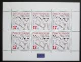 Poštovní známky Česká republika 2010 Evropa CEPT - Dášeňka Mi# 631 Bogen