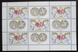 Poštovní známky Česká republika 2010 Lucemburkové na českém trůně, 700. výročí Mi# 635