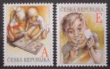 Poštovní známky Česká republika 2010 Pozdravy Mi# 642-43