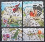 Poštovní známky Česká republika 2010 Ochrana přírody - Dolní Morava Mi# 644-47
