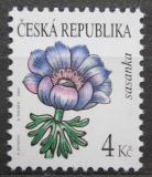 Poštovní známka Česká republika 2010 Sasanka Mi# 651