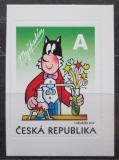 Poštovní známka Česká republika 2010 Čtyřlístek - Myšpulín Mi# 659