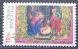 Poštovní známka Česká republika 2010 Vánoce Mi# 663