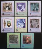 Poštovní známky Sierra Leone 2013 Korunovace Alžběty II. Mi# 4411-18 Kat 16€