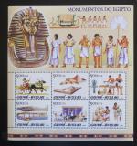 Poštovní známky Guinea-Bissau 2005 Starověký Egypt Mi# 3114-19 Kat 12€