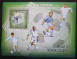 Poštovní známka Svatý Tomáš 2006 MS ve fotbale Mi# Block 537 Kat 12€