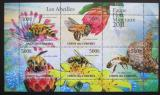 Poštovní známky Komory 2011 Africké včely Mi# 2595-99 Kat 12€