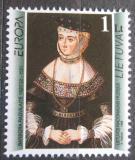 Poštovní známka Litva 1996 Evropa CEPT Mi# 608