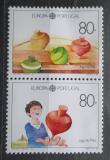 Poštovní známky Portugalsko 1989 Evropa CEPT, dětské hry Mi# 1785 Kat 6€