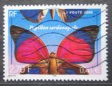 Poštovní známka Francie 2000 Agrias sardanapalus Mi# 3473