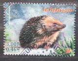 Poštovní známka Francie 2001 Ježek západní Mi# 3523