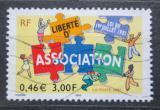 Poštovní známka Francie 2001 Právo na vzdělání Mi# 3544