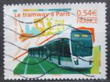 Poštovní známka Francie 2006 Pařížská tramvaj Mi# 4192