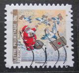 Poštovní známka Francie 2009 Vánoce, Santa Claus Mi# N/N