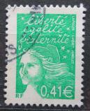 Poštovní známka Francie 2002 Marianne Mi# 3584