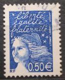 Poštovní známka Francie 2002 Marianne Mi# 3585