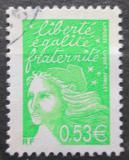 Poštovní známka Francie 2002 Marianne Mi# 3586