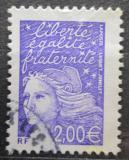 Poštovní známka Francie 2002 Marianne Mi# 3593 Kat 5€