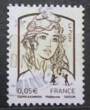 Poštovní známka Francie 2013 Marianne Mi# 5605