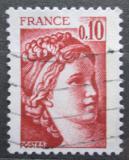Poštovní známka Francie 1978 Sabinka Mi# 2083