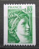Poštovní známka Francie 1978 Sabinka Mi# 2057 yC y v