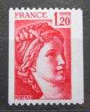 Poštovní známka Francie 1978 Sabinka Mi# 2106 AC w