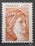 Poštovní známka Francie 1979 Sabinka Mi# 2174 Aw