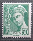 Poštovní známka Francie 1940 Merkur Mi# 385