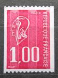 Poštovní známka Francie 1976 Marianne Mi# 1985 AC y