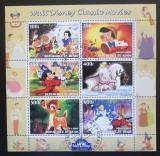 Poštovní známky Benin 2003 Disney postavičky Mi# N/N