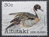Poštovní známka Aitutaki 1981 Ostralka štíhlá Mi# 393