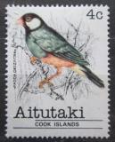 Poštovní známka Aitutaki 1981 Rýžovník šedý Mi# 376