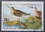 Poštovní známka Penrhyn 1985 Jespák obecný Mi# 416 Kat 4.50€