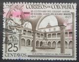 Poštovní známka Kolumbie 1954 Architektura  Mi# 711