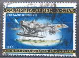 Poštovní známka Kolumbie 1965 Letadlo Junkers F 13 Mi# 1065