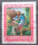 Poštovní známka Kolumbie 1962 Umění, Gregorio Vazquez y Ceballos Mi# 1029
